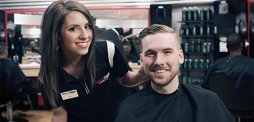 Sport Clips Haircuts of Edgewater  Haircuts